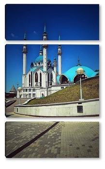 Модульная картина Мечеть Кул Шариф