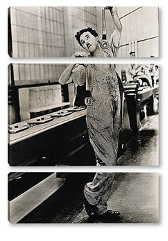Модульная картина Charlie Chaplin-08-1