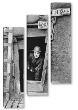 Модульная картина Charlie Chaplin-15-1