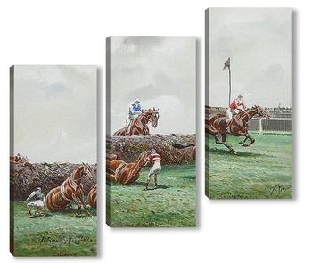 Модульная картина Картина Джона Бира