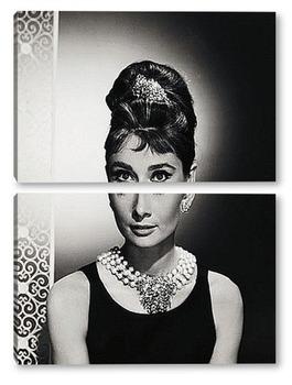 Модульная картина Audrey Hepburn-18
