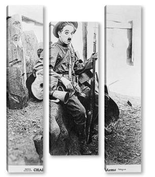 Модульная картина Charlie Chaplin-09-1