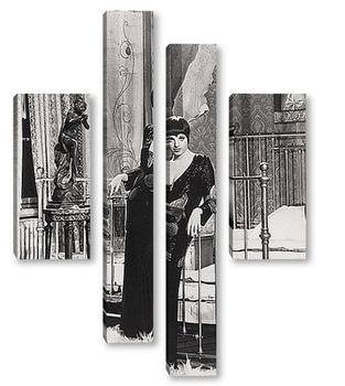 Модульная картина Liza Minnelli-07