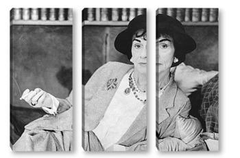 Модульная картина Coco Chanel-05