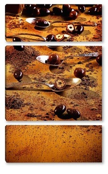 Модульная картина Шоколад