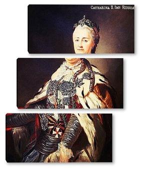 Модульная картина Екатерина II(1)
