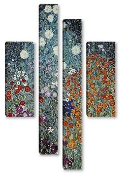 Модульная картина Klimt-6
