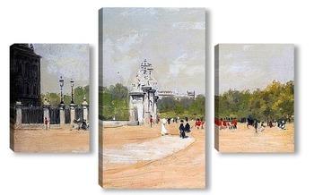 Модульная картина Букингемский дворец
