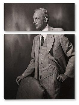 Модульная картина  Henry Ford-1-1