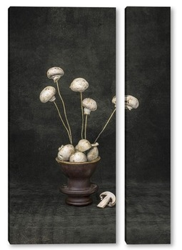 Модульная картина Букет грибов