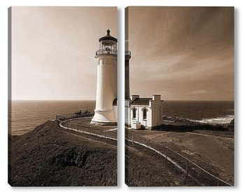 Модульная картина Lighthouse086