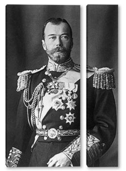 Модульная картина Николай II (5)
