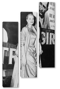 Модульная картина Grace Kelly-1