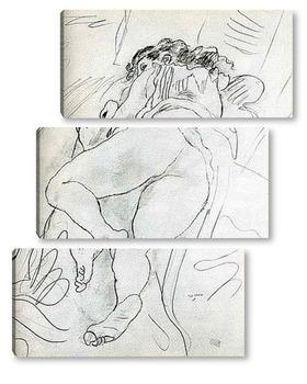 Модульная картина Рисунок