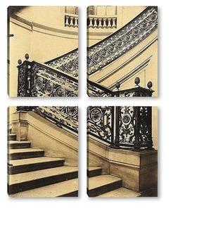 Модульная картина Государственный совет - Королевский дворец, 1909