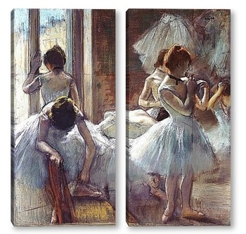 Модульная картина Танцоры, 1884 - 1885