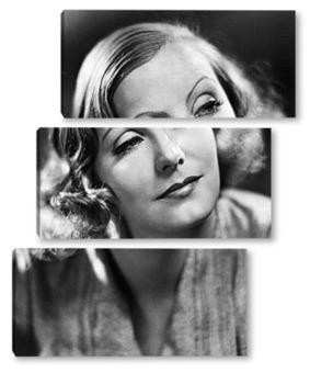 Модульная картина Greta Garbo-1