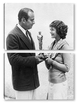 Модульная картина Douglas Fairbanks-2