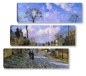 Модульная картина Pissarro008