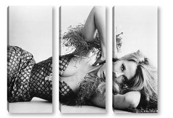 Модульная картина Jane Fonda-2-1