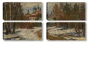 Модульная картина Ростов Великий