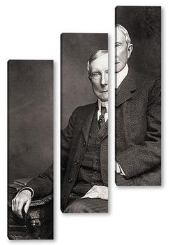 Модульная картина John D. Rockefeller-01-1