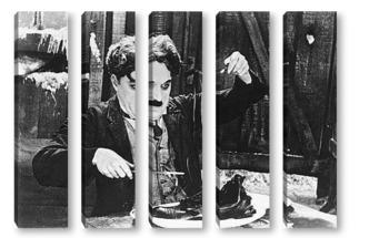 Модульная картина Charlie Chaplin-04-1