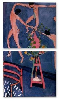 Модульная картина Matisse-11