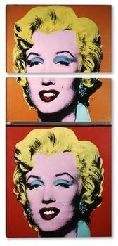 Модульная картина Andy Warhol-2