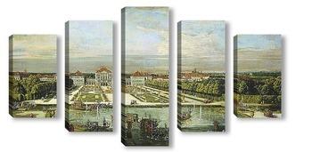 Модульная картина Нимфенбург, Мюнхен