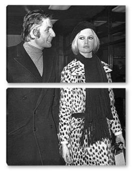 Модульная картина Brigitte Bardot-16