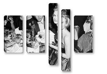 Модульная картина Paul Newman-04