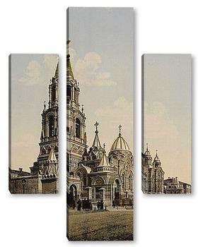 Модульная картина Харьков 19 век