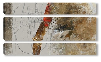 Модульная картина Абстракция 29