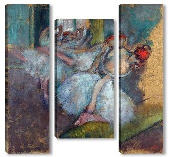 Модульная картина Танцовщицы