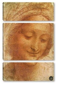 Модульная картина Leonardo da Vinci-11