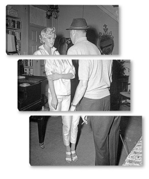Модульная картина Monroe-69