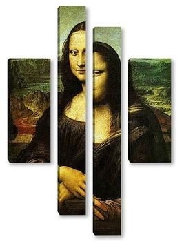 Модульная картина Leonardo da Vinci-32