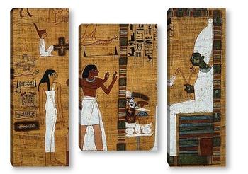 Модульная картина Egypt021