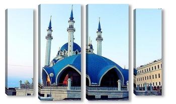 Модульная картина Кул Шариф, мечеть
