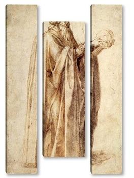 Модульная картина Leonardo da Vinci-17