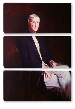 Модульная картина John D. Rockefeller-03
