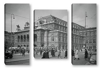 Модульная картина Vienna003-1
