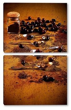 Модульная картина Шоколад 2