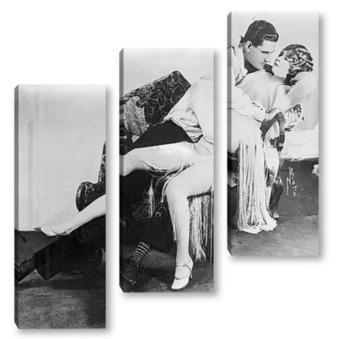 Модульная картина Mae West-7