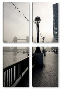 Модульная картина Brit-31100861