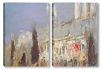 Модульная картина Вестминстерский дворец