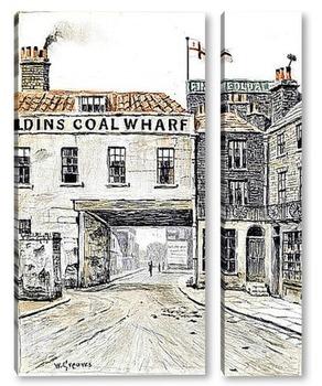 Модульная картина Старый Арка, Челси