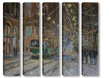 Модульная картина Нина Панюкова