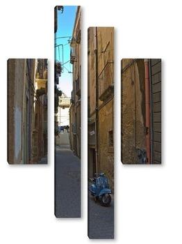Модульная картина Сицилия